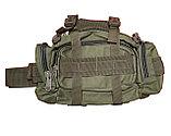 Рюкзак армейский 50л с 3-мя съемными подсумками., фото 6