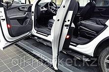 Пороги, Original Style, для Audi Q 7 (2015-2019), фото 2