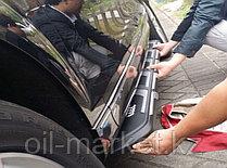 Пороги, Original Style, для Audi Q 7 (2015-2019), фото 3