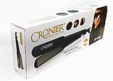 Утюжок-гофре Cronier, фото 3