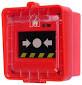 Извещатель для ручного включения сигнала пожарной тревоги взрывозащищенное исполнение ИПР-Ex