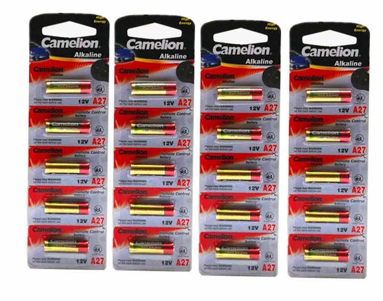 Батарейка 27A CAMELION