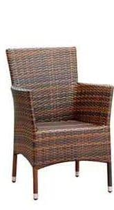 Кресло из искусственного ротанга КОРОНА