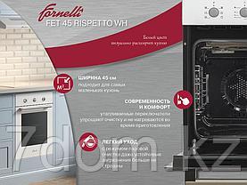 Fornelli Духовой Шкаф 45 RISPETTO BL, фото 3
