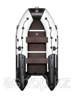 Лодка надувная моторно-гребная килевая Ривьера Максима  3600 СК, Грузоподъемность: 750кг, Вместимость: 4 чел.,