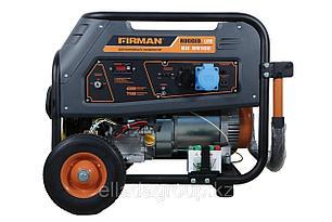 Бензиновый однофазный генератор FIRMAN RD9910E с колесами