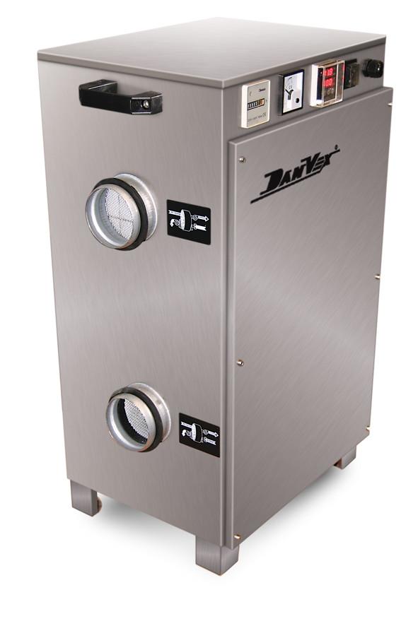 Адсорбиционный осушитель воздуха DanVex  AD-200