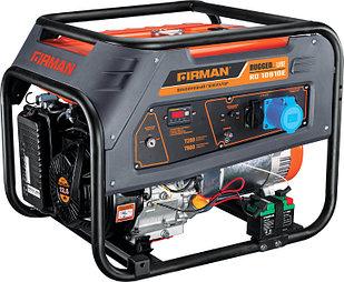 Однофазный бензиновый генератор FIRMAN RD10910E с транспортным комплектом