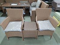 Журнальный столик + 2 кресла МЕДИНИЛЛА