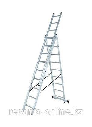 Лестница алюминиевая ВИХРЬ ЛА 3х7, фото 2