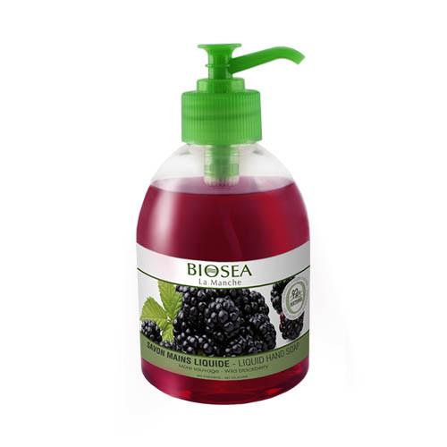 "Жидкое мыло для рук ""Дикая ежевика"" BIOSEA La Manche, 250 мл (Оригинал - Франция)"