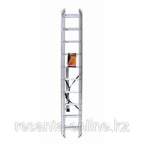 Лестница алюминиевая ВИХРЬ ЛА 3х12, фото 2