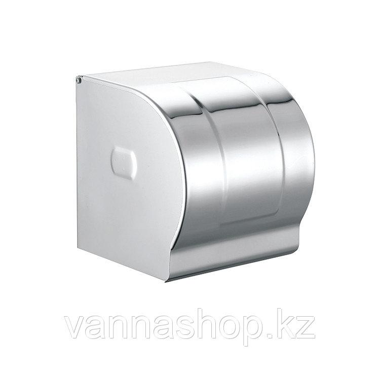 Держатель для туалетной бумаги закрытого типа