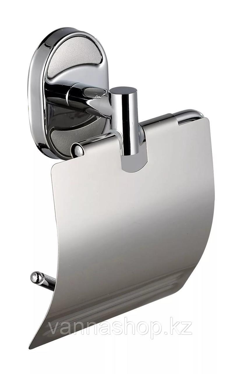 Настенный держатель для бумаги с крышкой