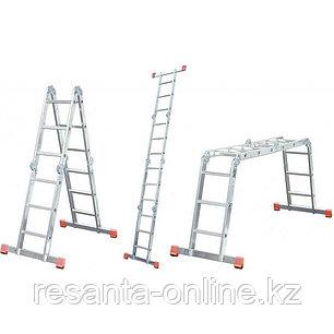 Лестница-трансформер ВИХРЬ ЛТА 4х4, фото 2