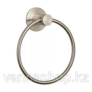 Настенный держатель для полотенец (Кольцо) (Бронза)