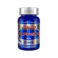 Кофеин Allmax Nutrition - Caffeine 200 мг, 100 таблеток