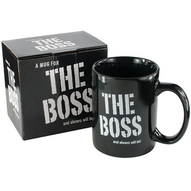 Кружка BOSS CUP