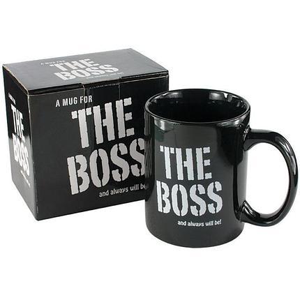 Кружка BOSS CUP, фото 2