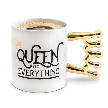 Кружка Queen of Every Thing, фото 2