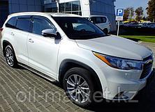 Пороги, Original Style для Toyota Highlander (2014-2019), фото 2