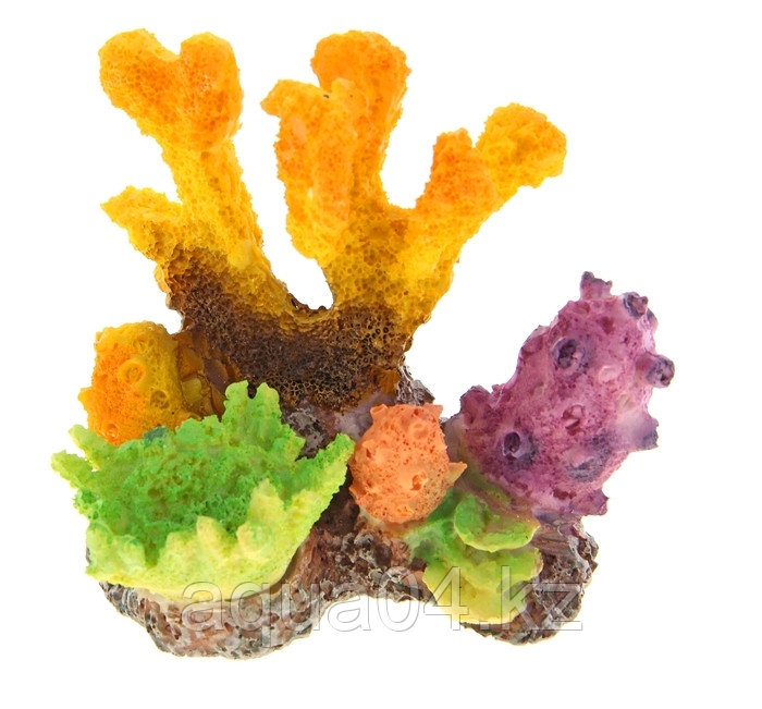 Коралловый островок  10 х 8 х 9,5 см