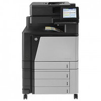 МФУ и принтеры HP HP Color LaserJet Enterprise flow MFP M880z