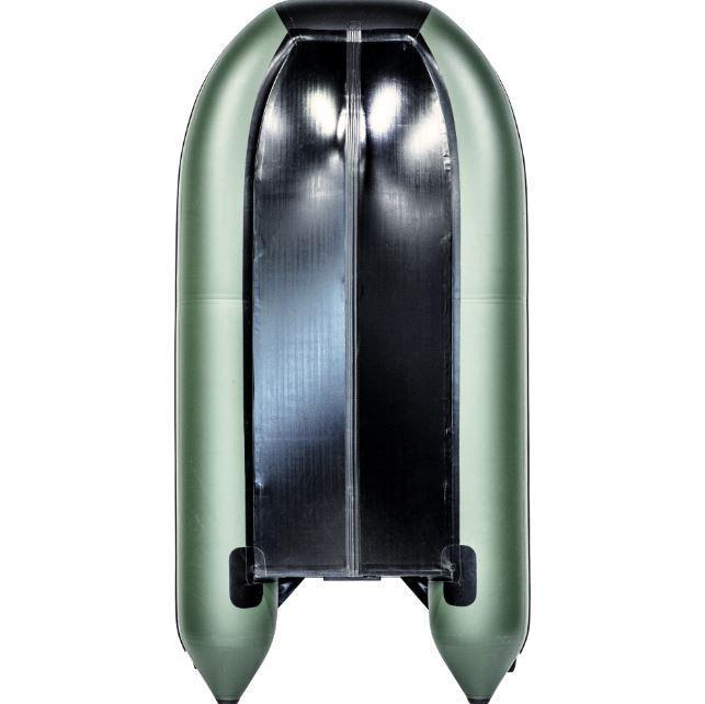 Лодка надувная моторно-гребная килевая Rush 3300 СК, Грузоподъемность: 500кг, Вместимость: 3 чел., Кол-во отсе