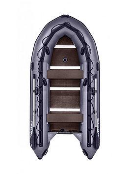 Лодка надувная моторно-гребная килевая Apache 3500 СК, Грузоподъемность: 650кг, Вместимость: 4 чел., Кол-во от