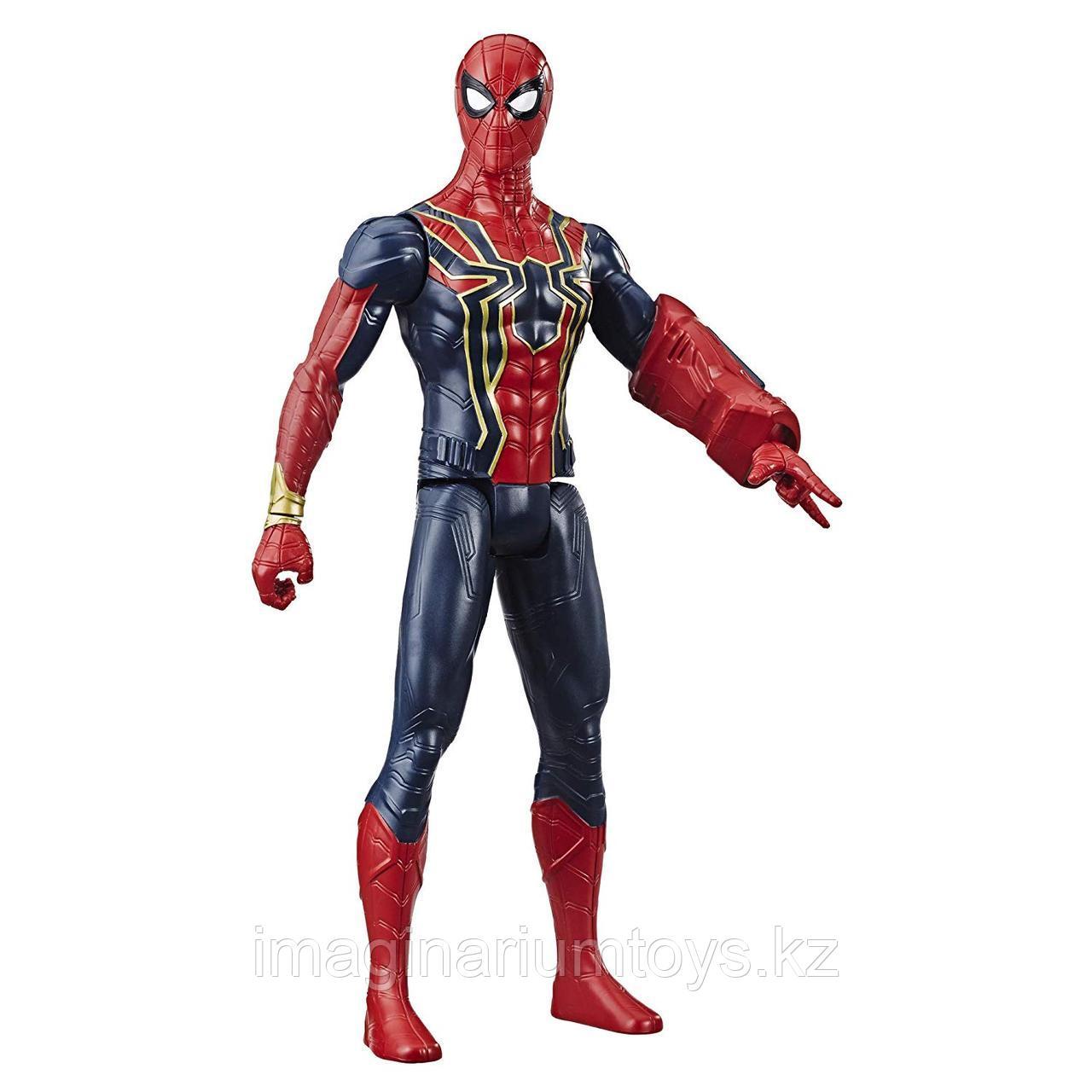 Игрушка «Человек-паук» Iron Spiderman 30 см