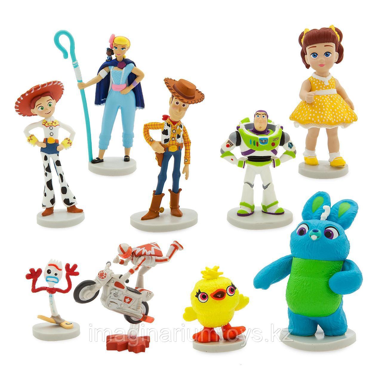 Игровой набор с героями «История игрушек 4»