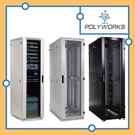 Шкафы телекоммуникационные и серверные