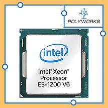 Процессоры Intel Xeon E3 - 1200 v6 series