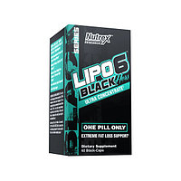 Жиросжигатель Nutrex - Lipo 6 Black Hers Ultra Concentrate, 60 капсул