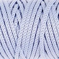 Шнур для рукоделия полиэфирный 'Софтино' 4 мм, 50м/110гр (голубой)
