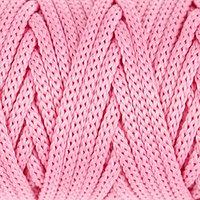 Шнур для рукоделия полиэфирный 'Софтино' 4 мм, 50м/110гр (розовый)