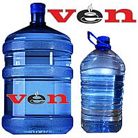 Вода «Ven» 19л 190тг (10 тг за 1л в Ваши емкости + самовывоз)