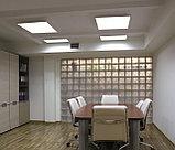 Светодиодный офисный светильник Армстронг, led светильник, накладной, потолочный 48 ватт, фото 3