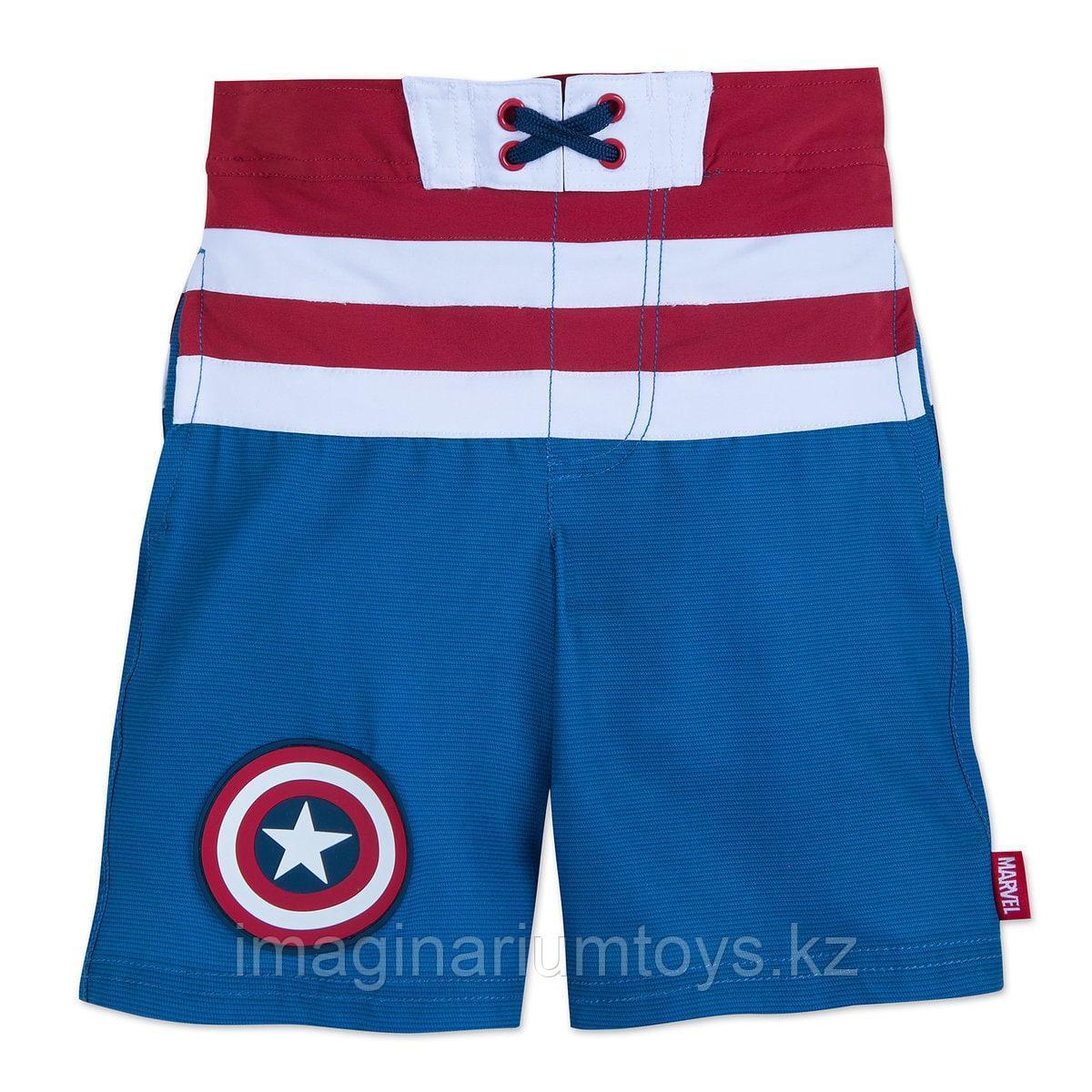 "Плавки для мальчиков ""Капитан Америка"""