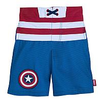 "Плавки для мальчиков ""Капитан Америка"", фото 1"