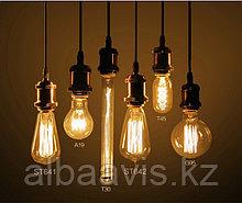 LED лампы Эдисона 2-45 ватт,  лампы ретро-стиля, ретро лампы, винтажные лампы, старинные лампы
