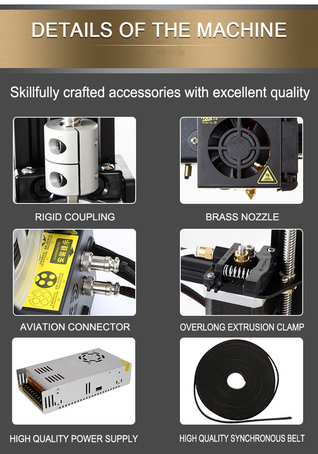 3D принтер Creality CR-10 S4