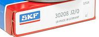 Однорядные конические роликоподшипники 30208 J2/Q