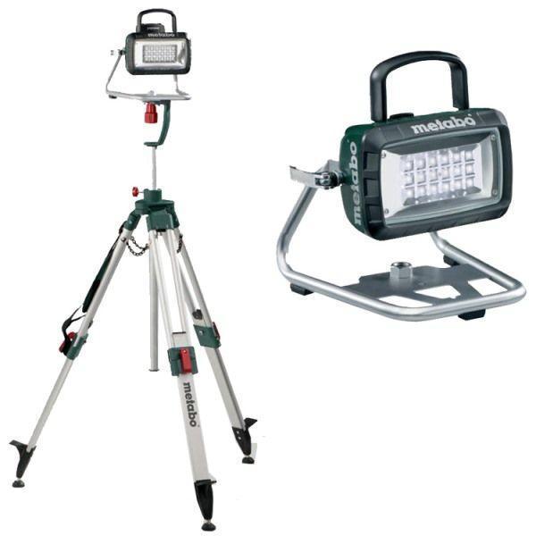 Прожектор + штатив Metabo BSA 14.4-18 LED