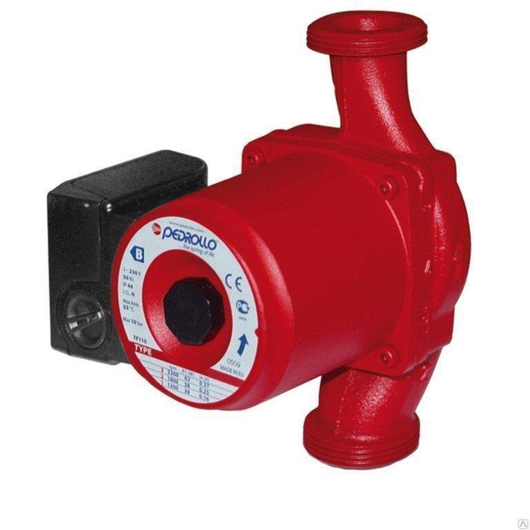 Циркуляционный насос для систем отопления Pedrollo DHL 25/35-180