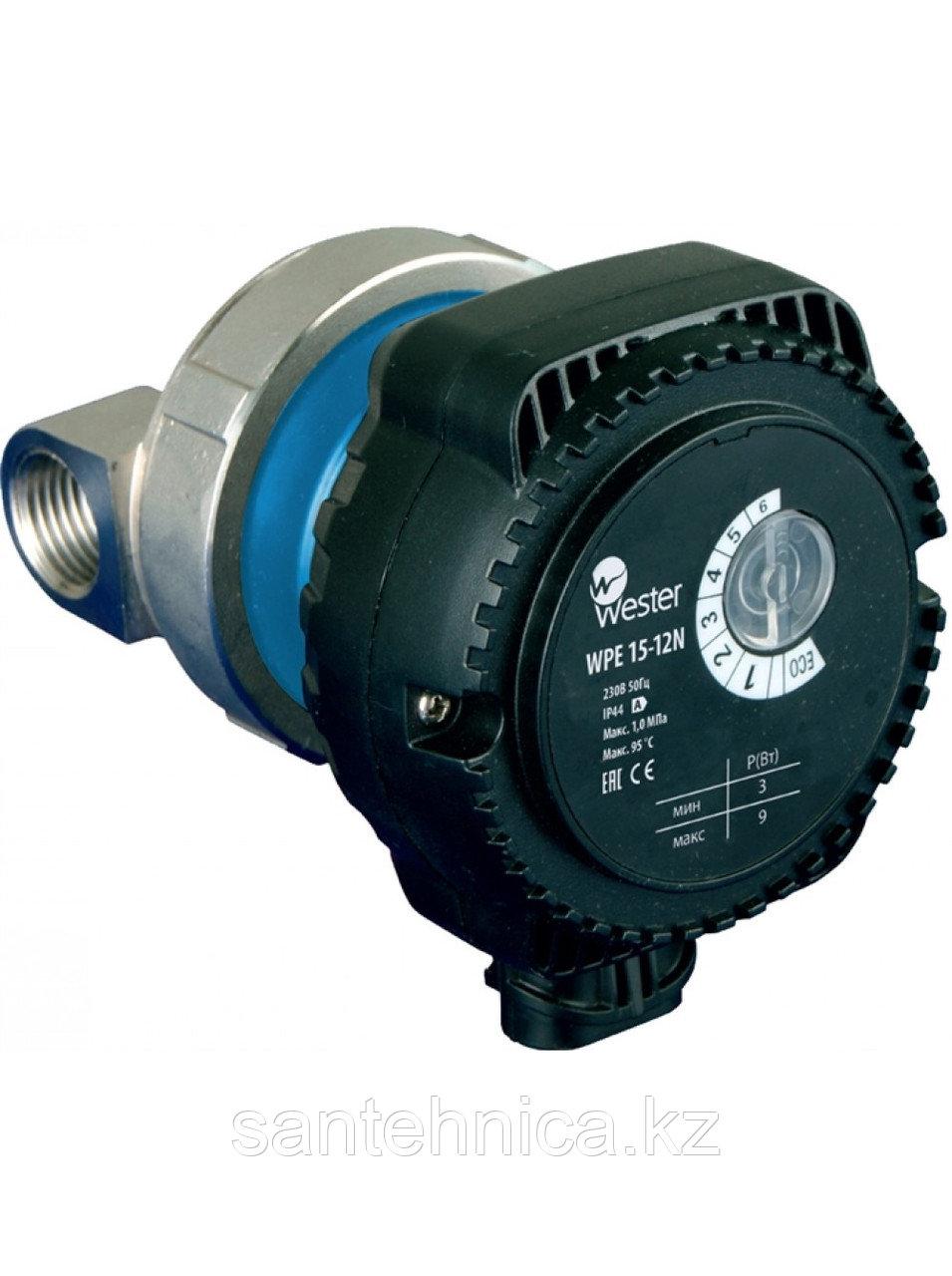 Циркуляционный насос для горячего водоснабжения WPE 15-12N Wester
