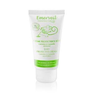 Защитный крем для лица и тела Emerveil Natural Baby Care, 50 мл (Оригинал - Франция)