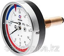 """Термоманометр ТМТБ-3 осевой Дк 80 1,6МПа L=46 мм G1/2"""" T=120°C"""