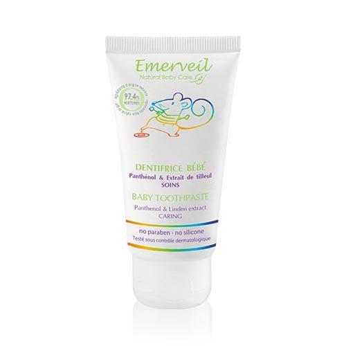 Детская зубная паста Emerveil Natural Baby Care Biosea