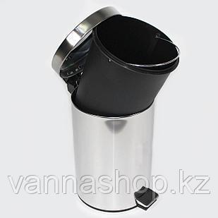 Педальная урна 3 литра (хром)